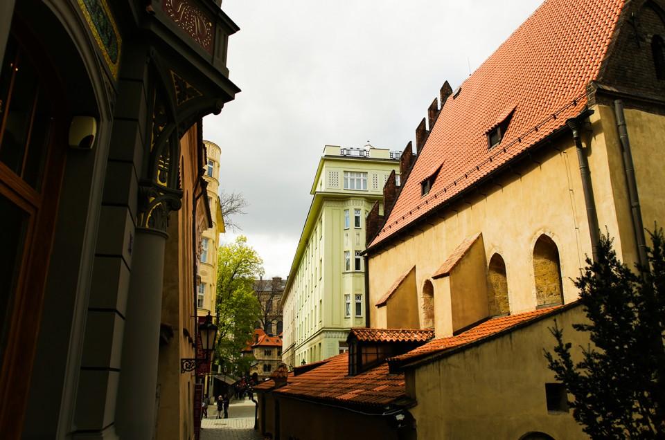 Notre Prague. Partie 1