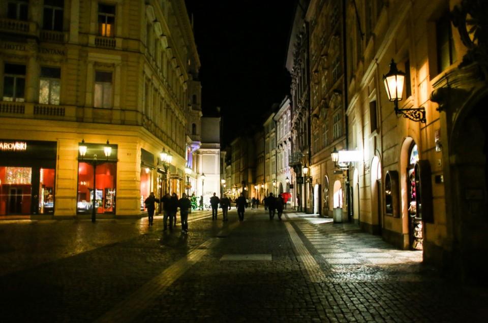 Notre Prague. Partie 2